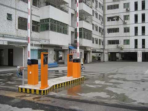 柳州車牌識別系統安裝工程
