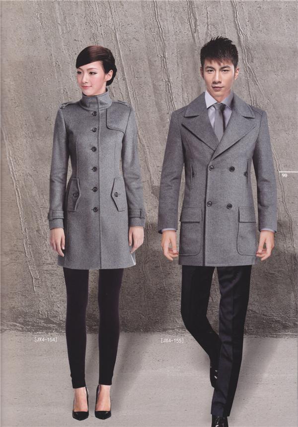 大衣私人订制案例