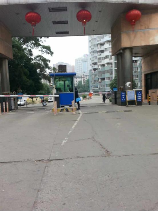 柳州广西水电工程局车牌识别管理系统安装