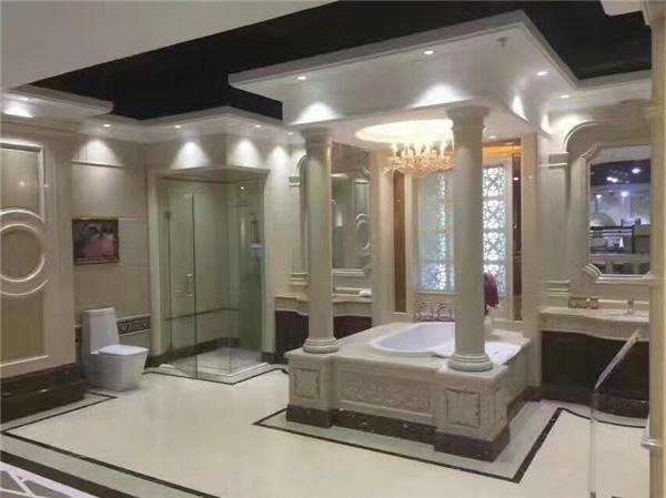 广西家庭罗马柱装修