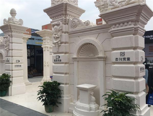 广西大理石石雕
