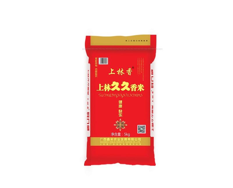 (上林香)上林久久香米5千克