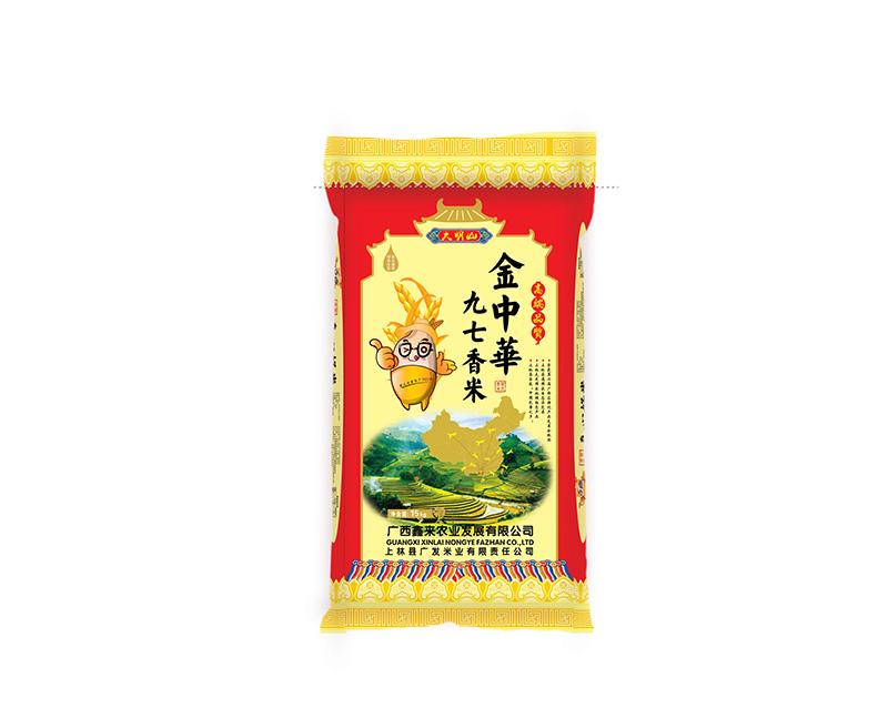 (金中华)九七香米15千克