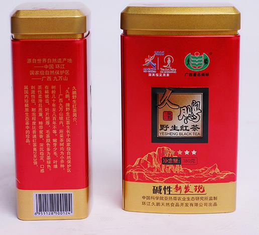 文山五星 野生红茶 220元