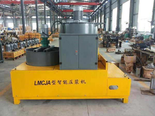 岑溪LMCJA型智能压浆机