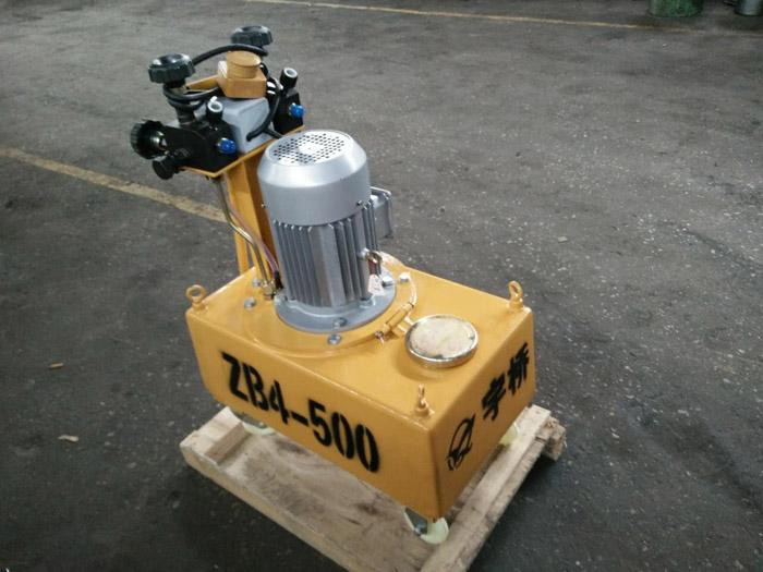 福建电动油泵案例