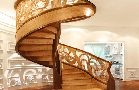 桂林实木楼梯分类