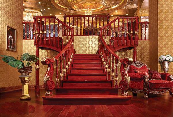 桂林实木楼梯价格