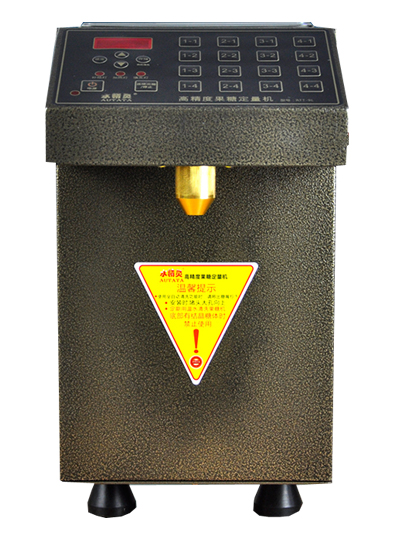 玉林水精靈16鍵果糖定量機