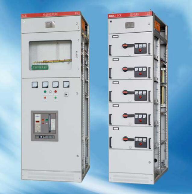 GCK低压抽出式开关柜由动力配电中心
