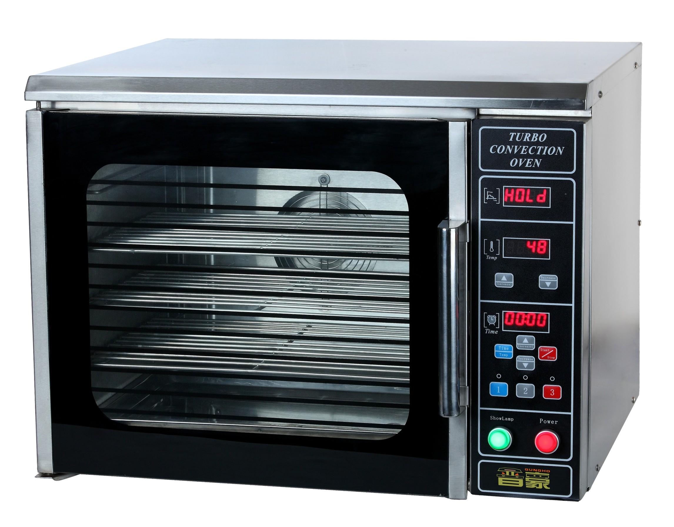 百色风热对衡式烤箱