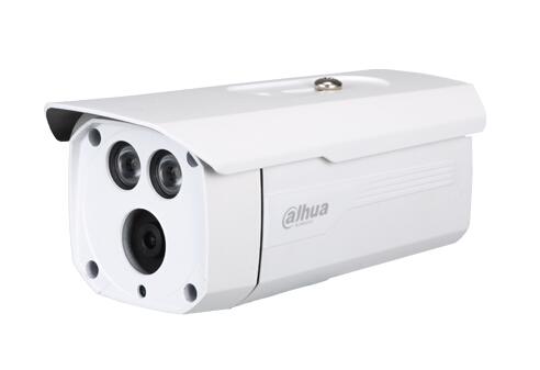 高清(200万像素) H.265双灯红外防水枪型网络摄像机
