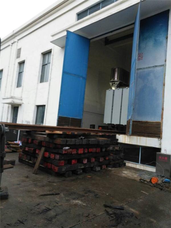 广西中石油变压器装卸吊装操作