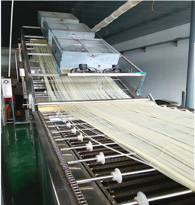 南宁直条米粉生产线