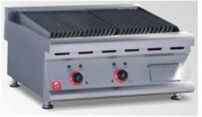 台式电火山石烧烤炉