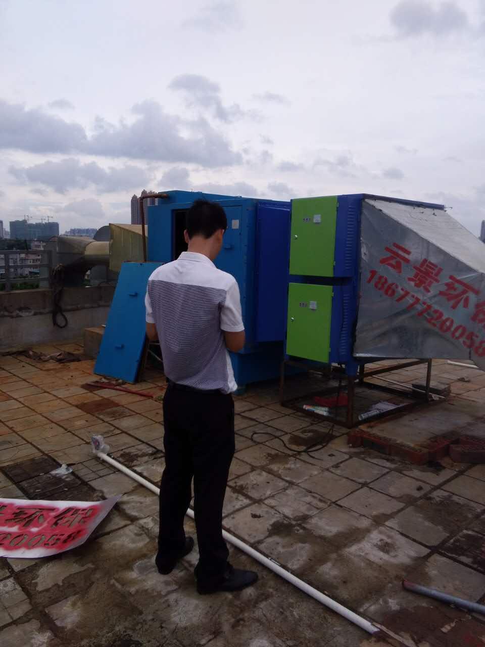 欽州工業粉塵凈化廠家
