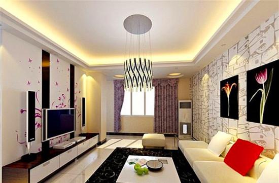 家居客厅装修案例