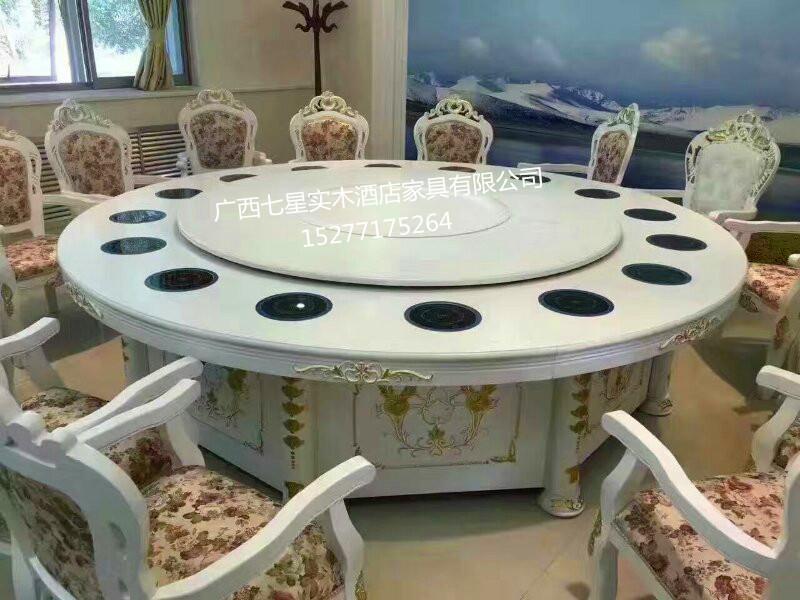 防城港酒店餐桌椅厂家