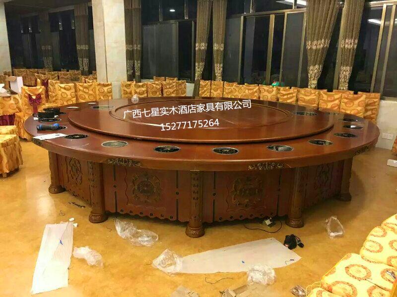 柳州酒店餐桌椅批发