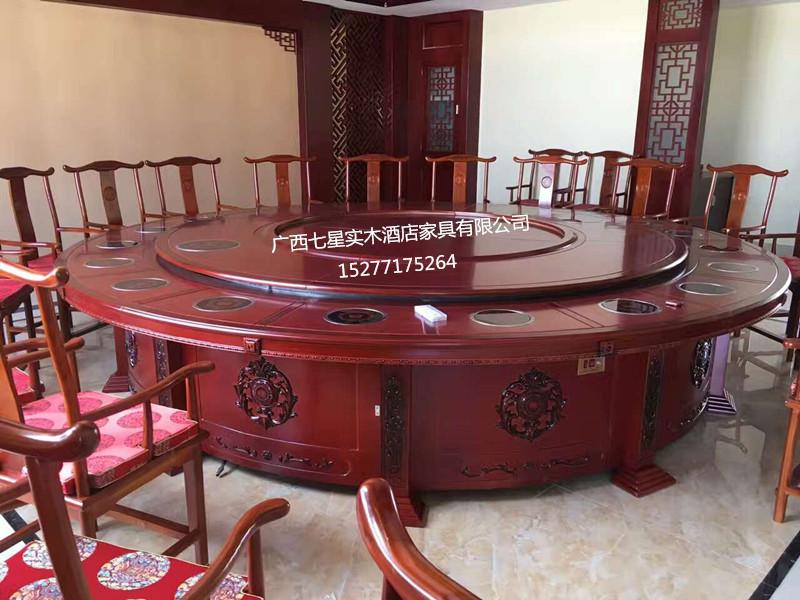 防城港电动餐桌安装