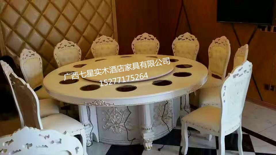 防城港高密度板餐桌