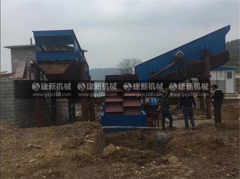 木片机械设备