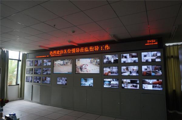 广西广西某大学数字化校园监控系统