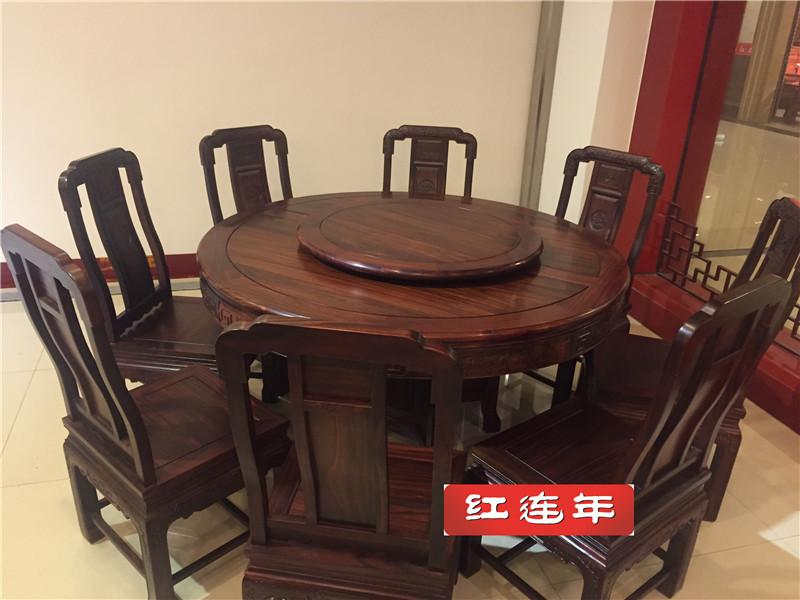 國色天香圓桌