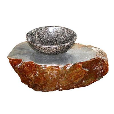 异型石材-碗