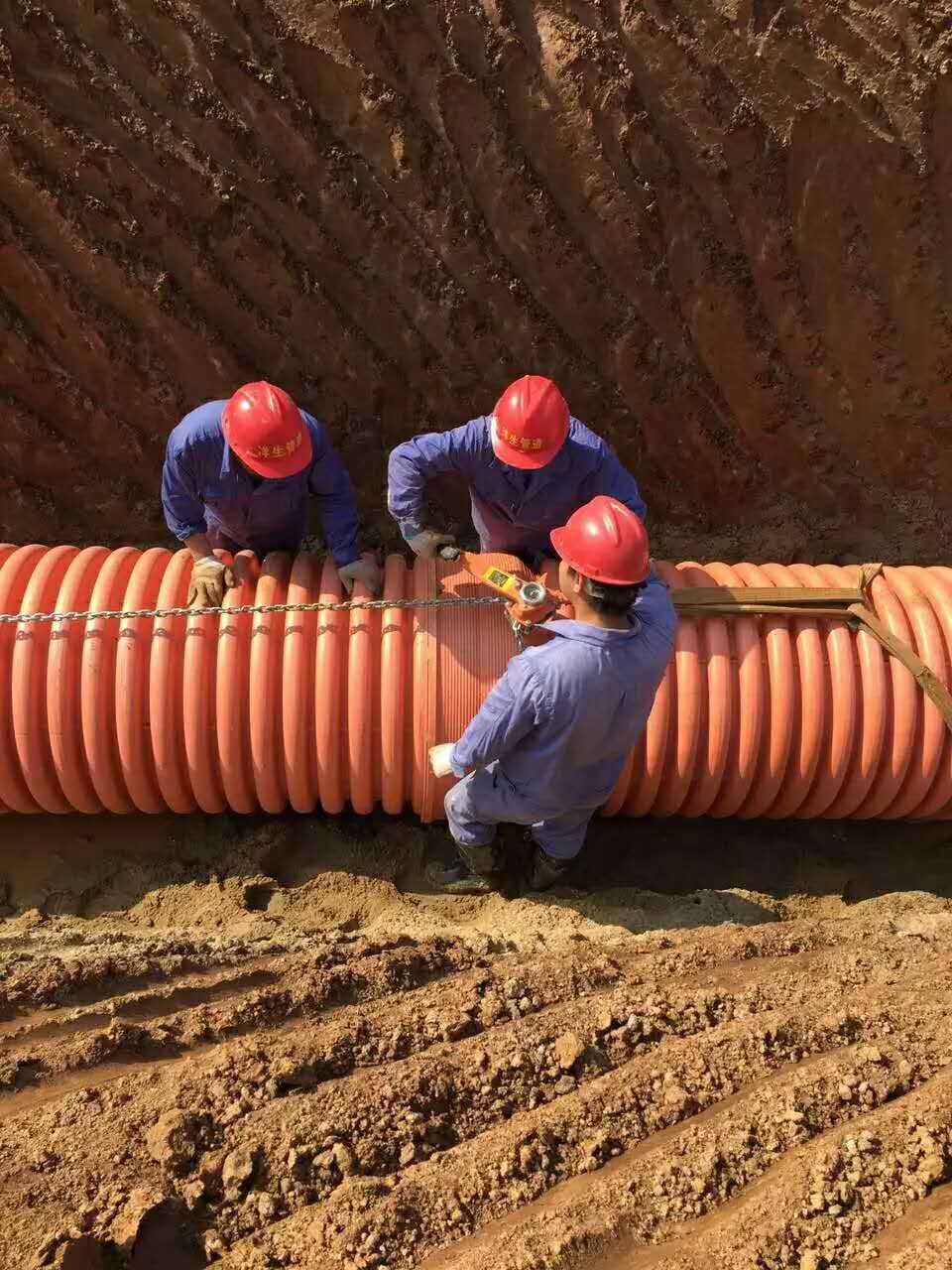 排水管道安裝案例