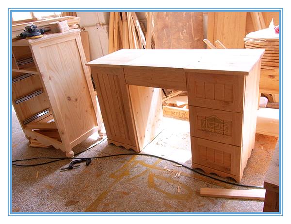 原木家具加工