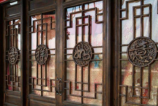 桂林仿古雕窗