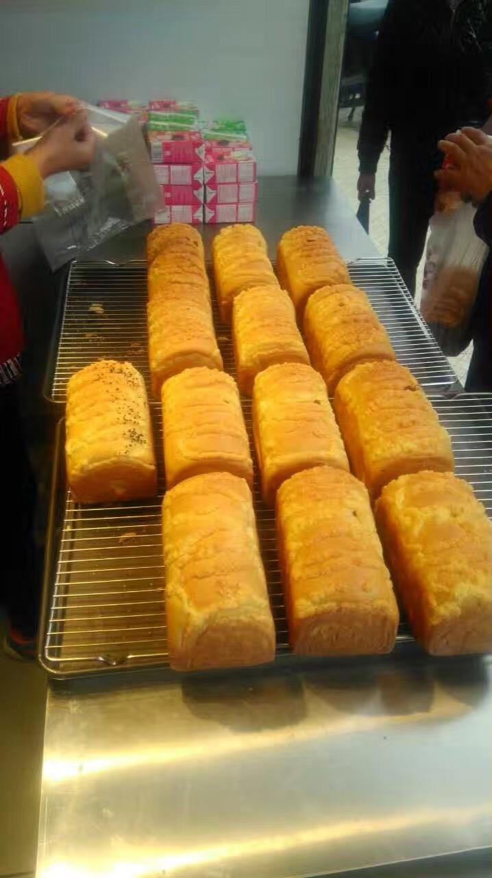南瓜手撕面包