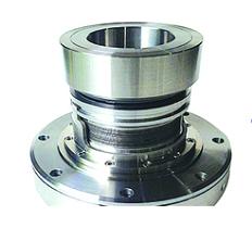 单端面集装式波纹管式机械密封(CGJXLBJ)