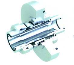 单端面集装式机械密封(CGJXWTL)