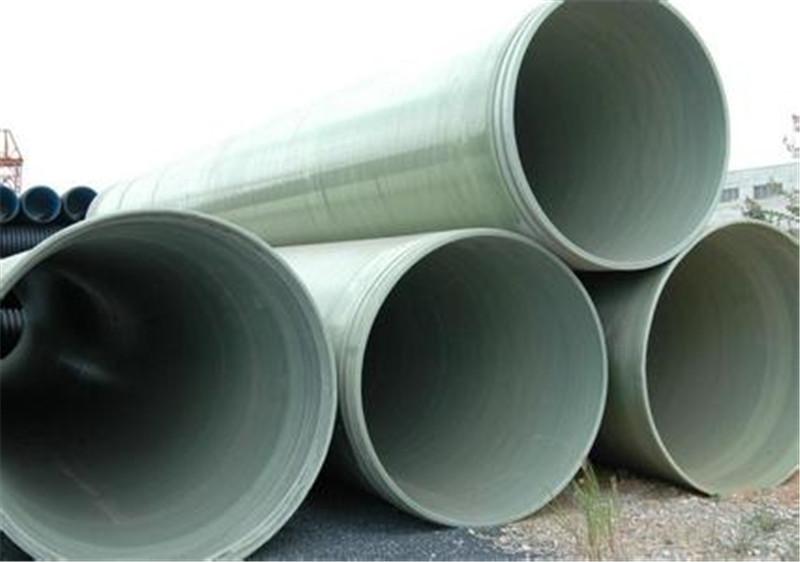 玻璃鋼排水管展示
