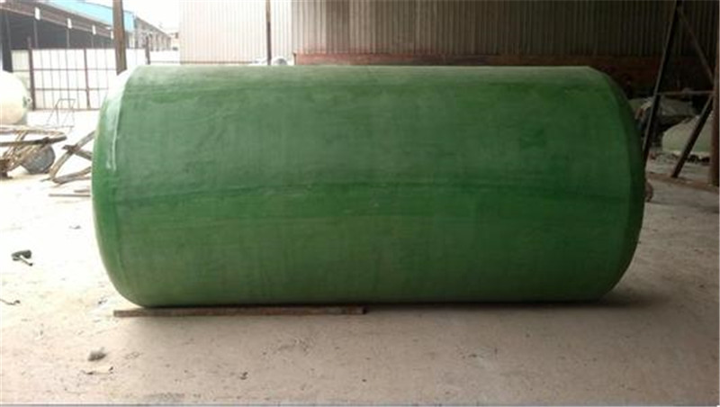 玻璃钢化粪池20立方米