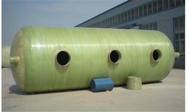 玻璃鋼化糞池30立方米
