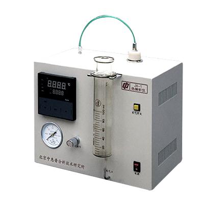 JX-1全自动热解析仪