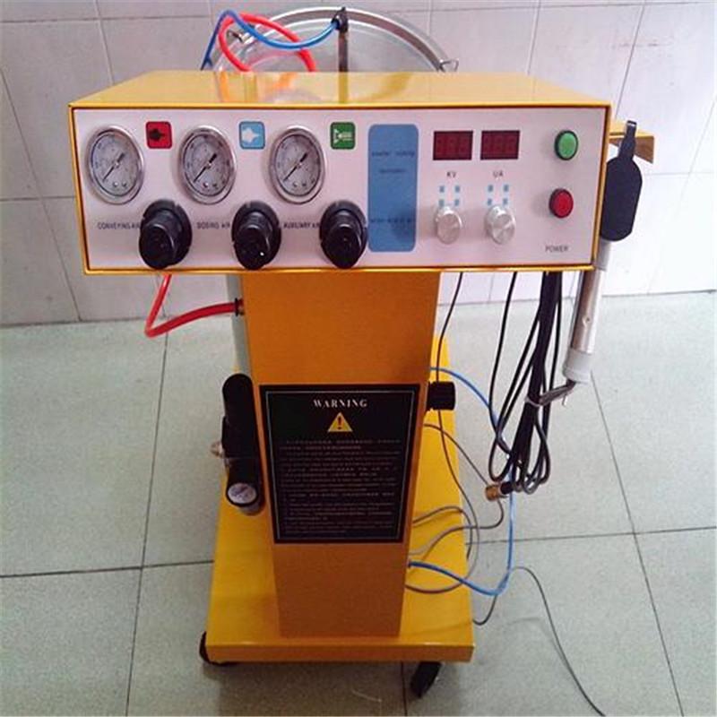 静电喷粉机生产