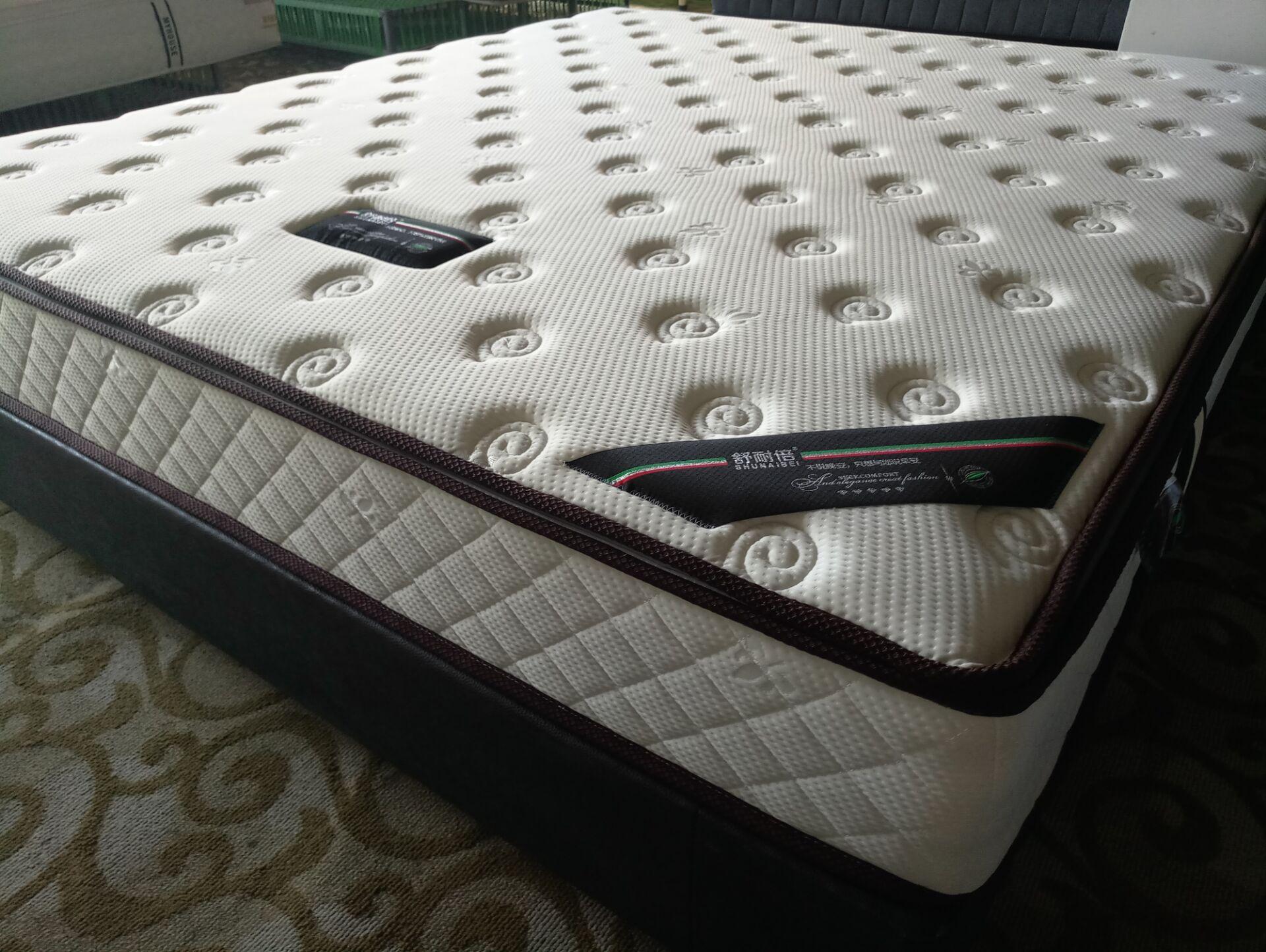 优质竹炭纤维床垫
