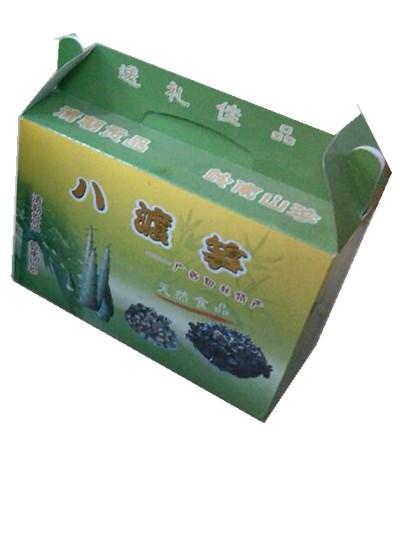 食品彩印礼盒