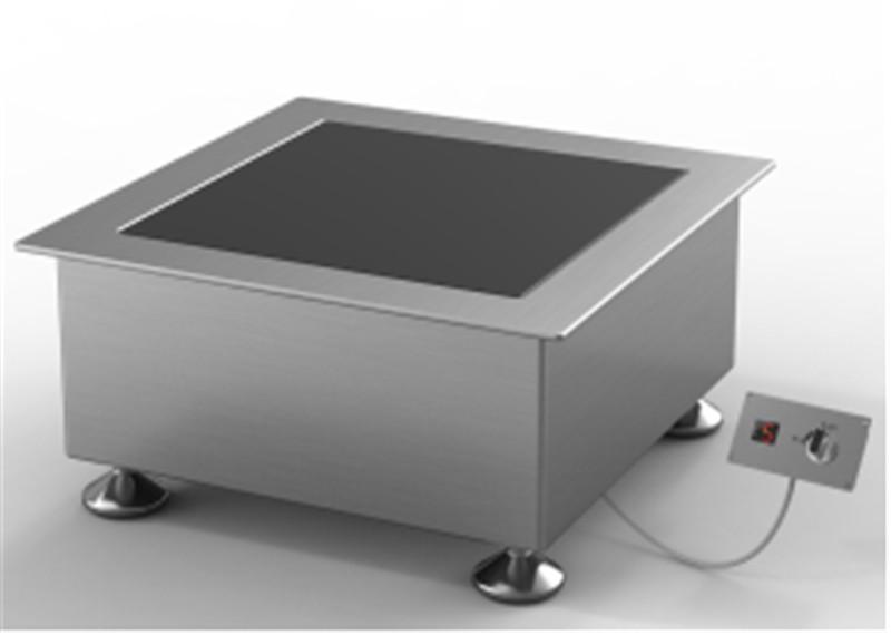 嵌入式电磁平头炉