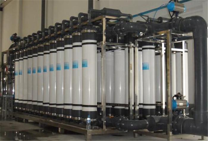 200T超滤净水设备