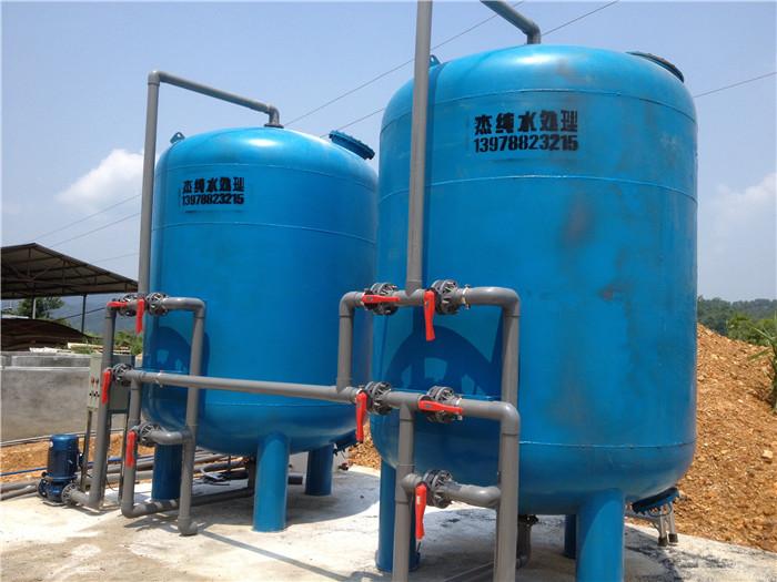 60T井水过滤设备