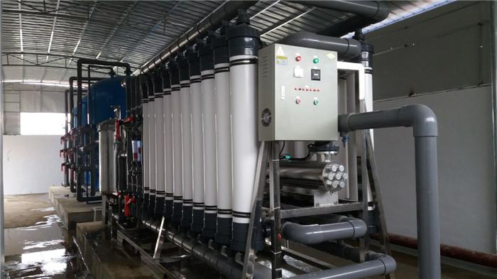 60T超滤山泉水设备