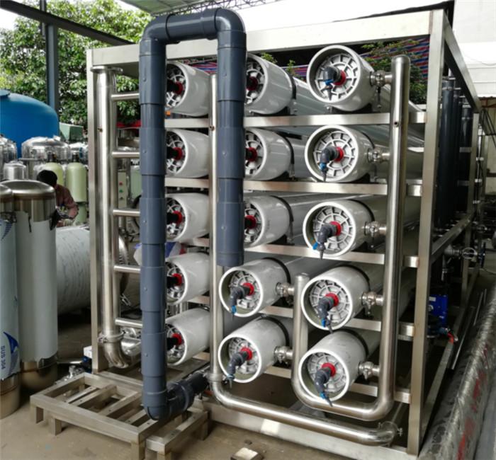 南宁100T反渗透纯水设备