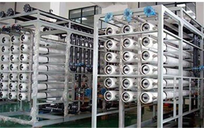 500T反渗透纯水设备