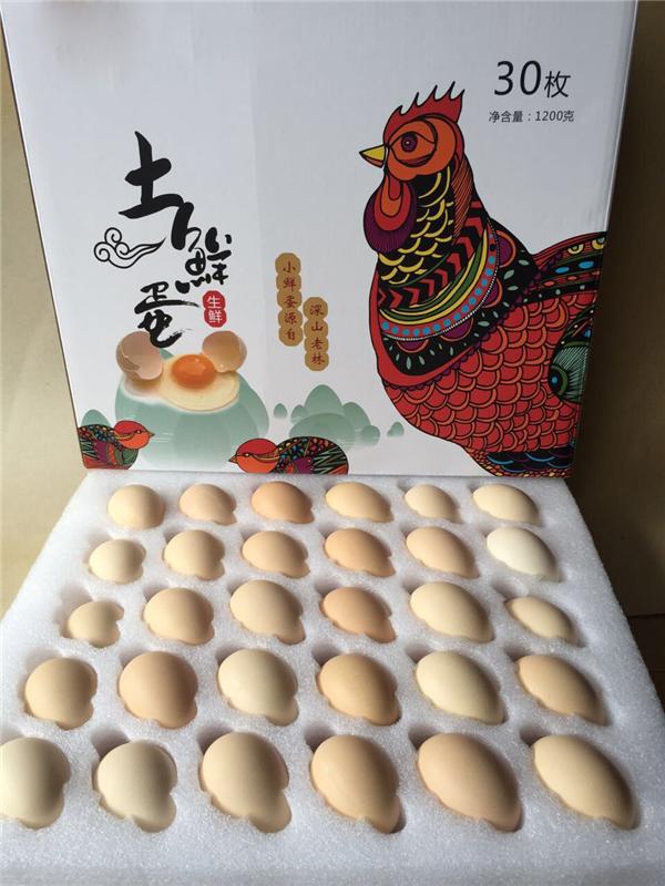 柳州鸡蛋礼盒