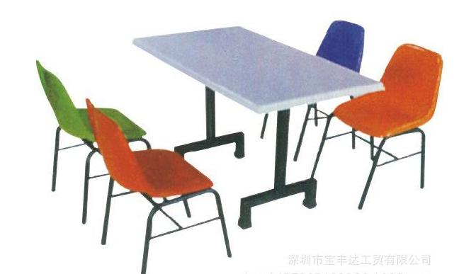 玻璃钢餐桌椅制作方法